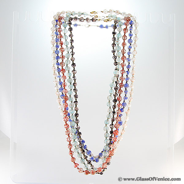 Sommerso Long Necklace - 24 in