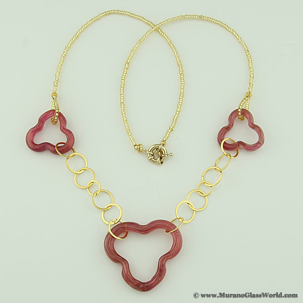Nicoletta Murano Necklace