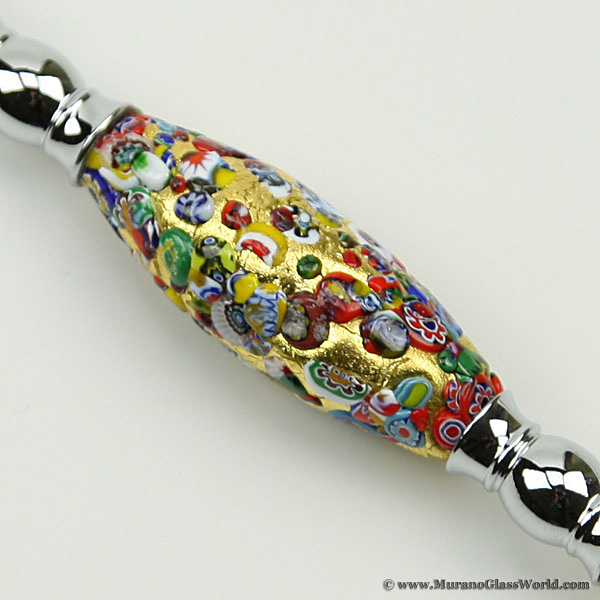 Cake knife Klimt