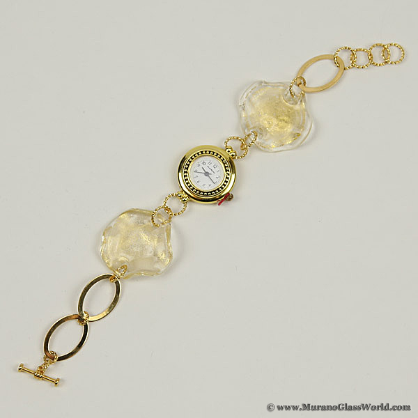 Aria Veneziana Murano Watch