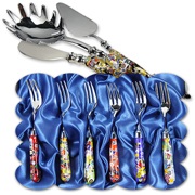 Murano Glass Silverware